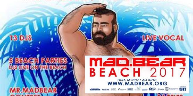 ganadores MadBear Beach 2017