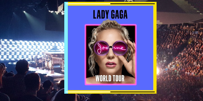 Photo of Comienza el #JoanneWorldTour de Lady Gaga