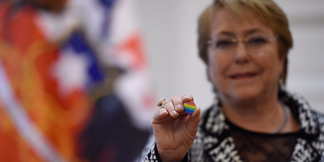 Photo of Se presenta el Proyecto de Ley que garantiza el matrimonio igualitario en Chile