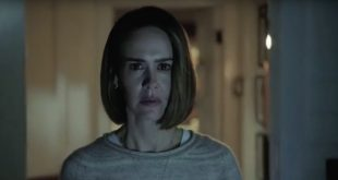 """Sarah Paulson interpretará a una lesbiana muerta de miedo en el nuevo trailer de """"American Horror Story"""""""