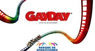 GayDay en el Parque de Atracciones de Madrid