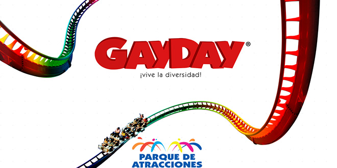 Photo of GayDay en el Parque de Atracciones de Madrid