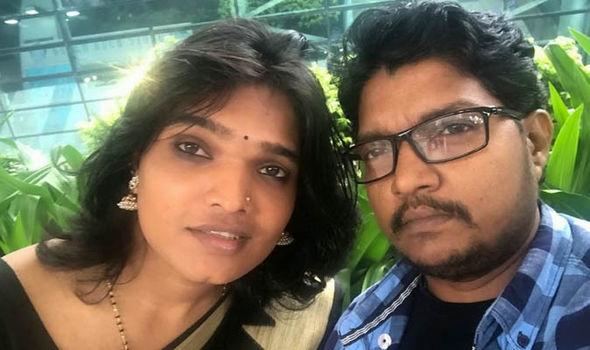 Una pareja trans india recibe amenazas de muerte tras anunciar su boda