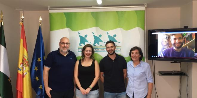 El Consejo de la Juventud de Andalucía estudiará sumarse al Orgullo LGTBI Andalucía