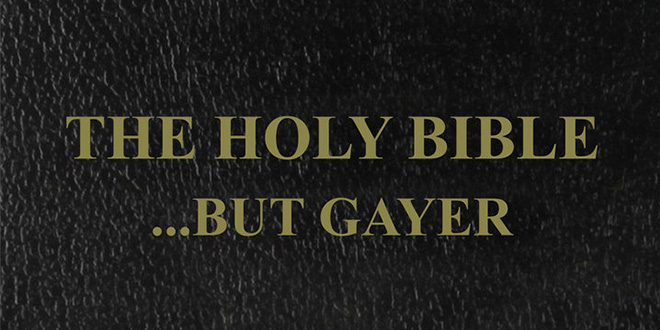 Biblia Gay