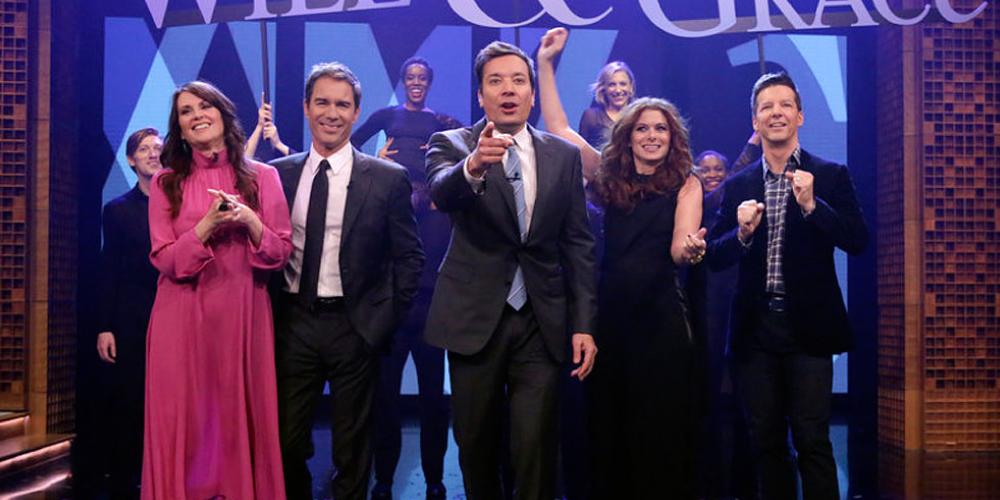 Photo of El reparto de 'Will & Grace' interpreta la canción de la serie por primera vez