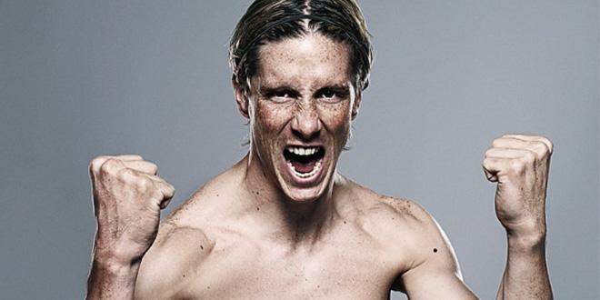 Photo of Fernando Torres, marcando dentro y fuera del terreno de juego