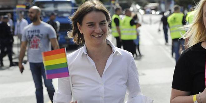 Orgullo Gay en Belgrado