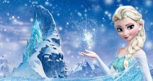 Reina por un día. Frozen