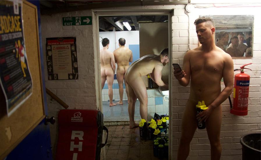 Jugadores rugby Gay