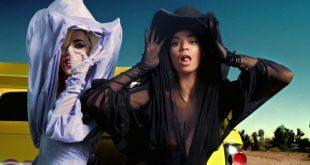 beyonce-regala-sudadera-barata-a-Lady-Gaga