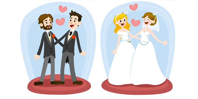 Photo of La BBC lanzará un nuevo programa sobre bodas de parejas LGBT