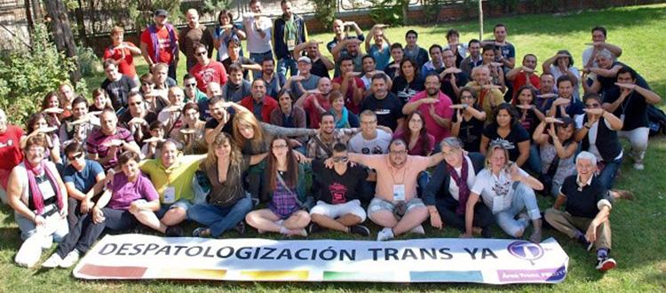 Photo of 21 de octubre, Día Internacional de Acción por la Despatologización Trans