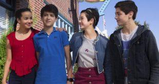 Disney Channel presenta primer personaje gay en 'Andi Mack'