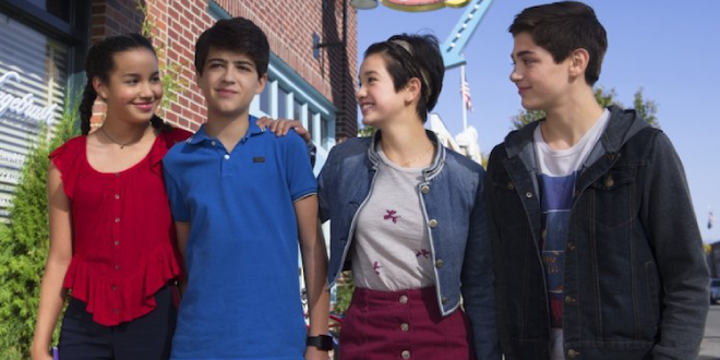 Photo of Disney Channel presenta primer personaje gay en 'Andi Mack'
