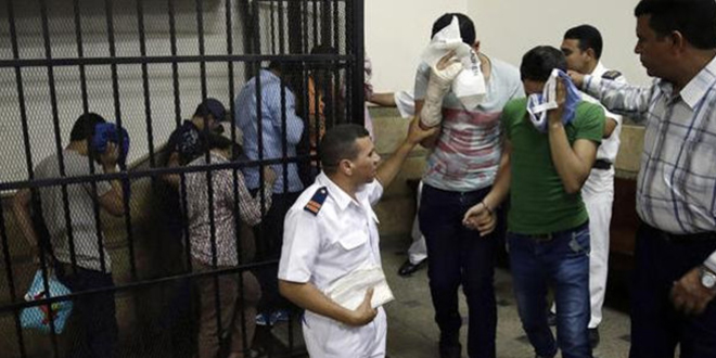 Photo of Egipto detiene a 33 personas por ser gay