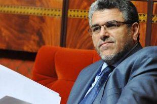 Ministro de Derechos Humanos de Marruecos