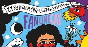 Ricardo Cavolo firma el cartel de la 20ª edición de FanCineGay