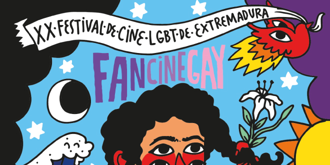 Photo of Ricardo Cavolo firma el cartel de la 20ª edición de FanCineGay