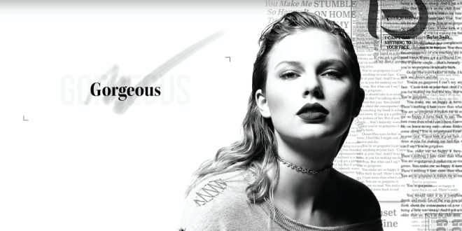 Photo of 'Gorgeous' de Taylor Swift enloquece a sus fans