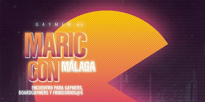 Photo of La Térmica acoge el encuentro gaymer MaricCon Málaga 2017