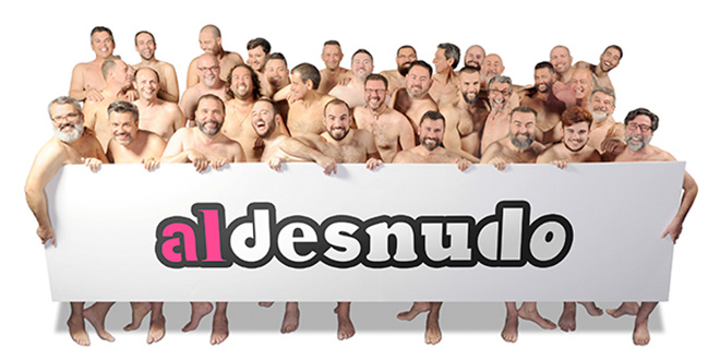 Photo of Mallorca Gay Men's Chorus al desnudo en Sevilla