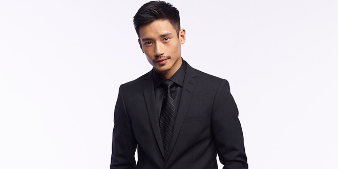 Photo of Manny Jacinto divino en The Good Place