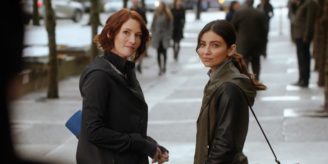 Photo of Sanvers regresa en la tercera temporada de 'Supergirl'