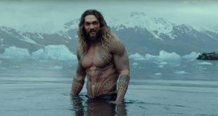 Aquaman sin camiseta nos deja con muchas ganas de 'La Liga de la Justicia'