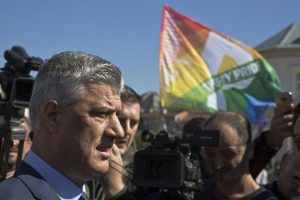 Kosovo celebra su primera marcha del Orgullo Gay