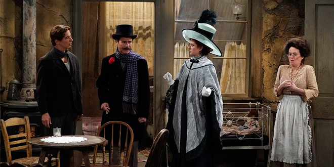 Photo of «A Gay Olde Christmas», el especial navideño de 'Will & Grace'