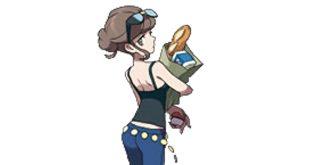 Beauty Nova, el personaje transexual de Pokémon