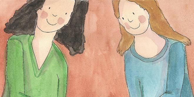 Photo of 'Dos mamás', un cuento sobre la maternidad en familias homoparentales