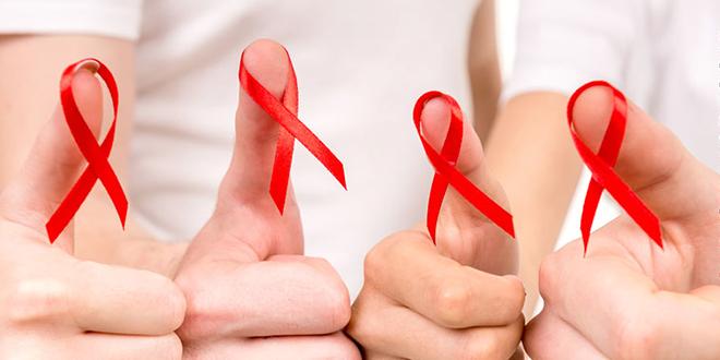 VIH. gala sida. Día Mundial de la Lucha contra el VIH