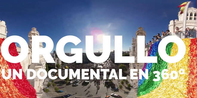 Orgullo: un documental 360