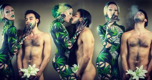 Los chulazos de Tom of Finlad cobran vida con el body painting
