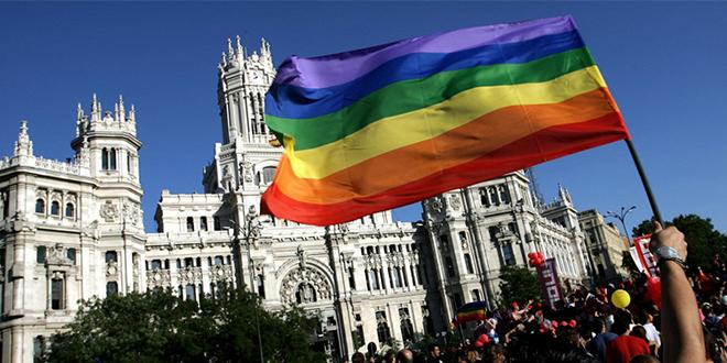 Orgullo LGTBI de Madrid 2018