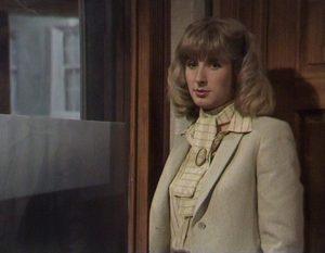 primer beso lésbico de la televisión británica