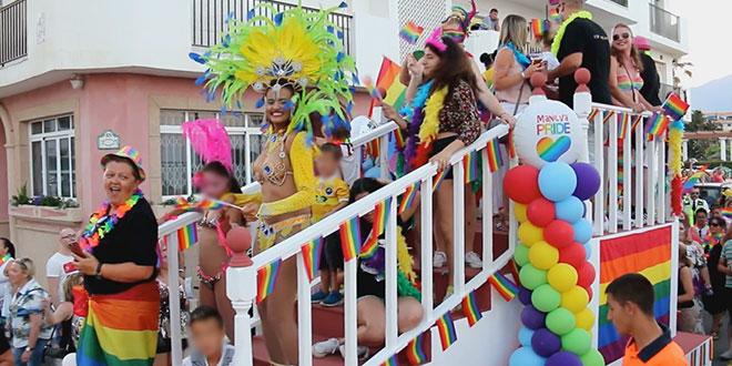 fechas del Manilva Pride 2018