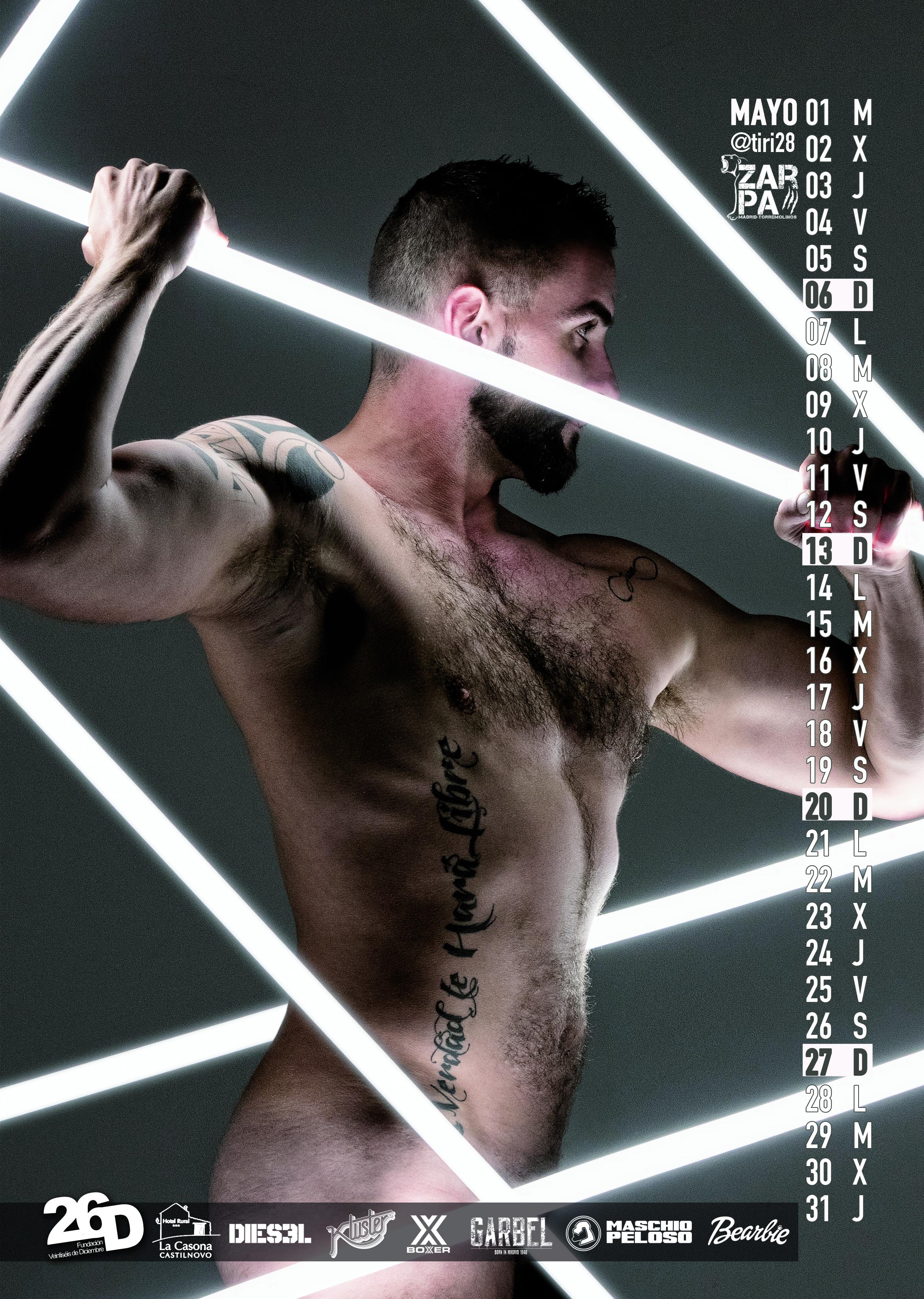 calendario LGTB