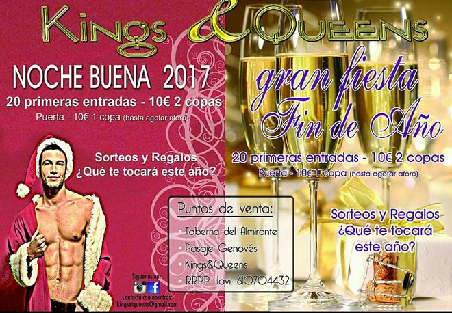 Kings and queens Cádiz