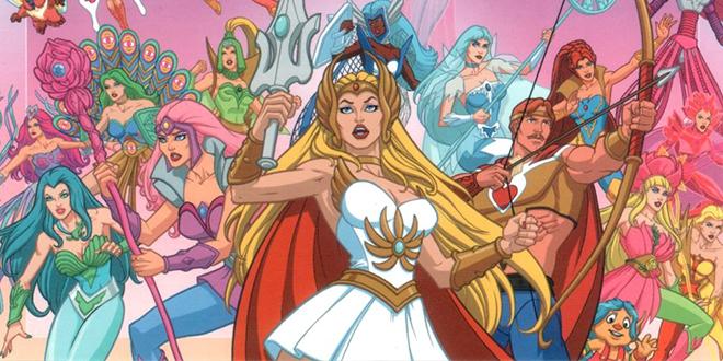Photo of La Princesa She-Ra regresa a la televisión gracias a Netflix