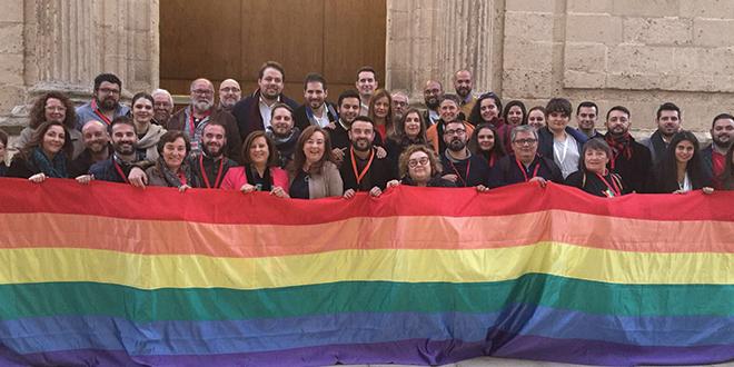 Ley LGTB Andaluza
