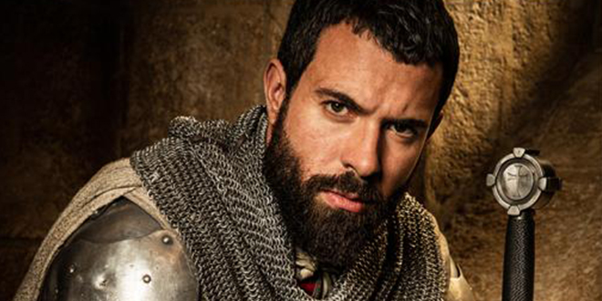 Photo of Tom Cullen regresa como caballero templario para reconquistarnos