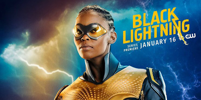Photo of 'Black Lightning' introducirá a la primera superheroína lesbiana negra de la televisión