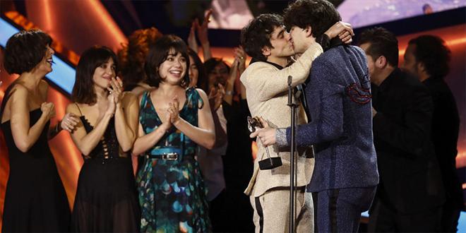 Photo of El discurso de Los Javis en los Premios Feroz 2018 es la garantía que toda persona LGTB+ necesita