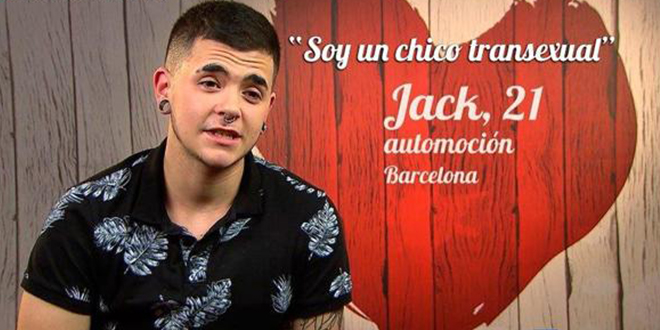 Photo of 'First Dates' presenta a su primer concursante transexual