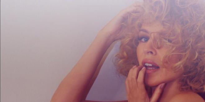 'Golden', el nuevo disco de Kylie Minogue