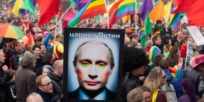 Photo of La pareja gay rusa que legalizó su matrimonio ha tenido que huir del país