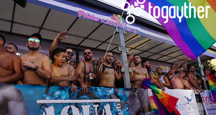 Orgullos gay 2018